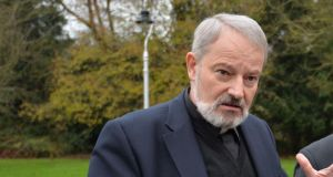 "Bishop of Elphin Kevin Doran: Use of the title ""marriage equality"" for the May vote is misleading. Photograph: Alan Betson/The Irish Times"