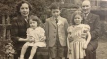 Family Fortunes: A mouth full of blood and teeth on Communion day
