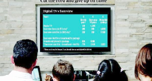 Ditching Cable Tv Is Not Remotely Difficult And The Savings Make For Choice Viewing