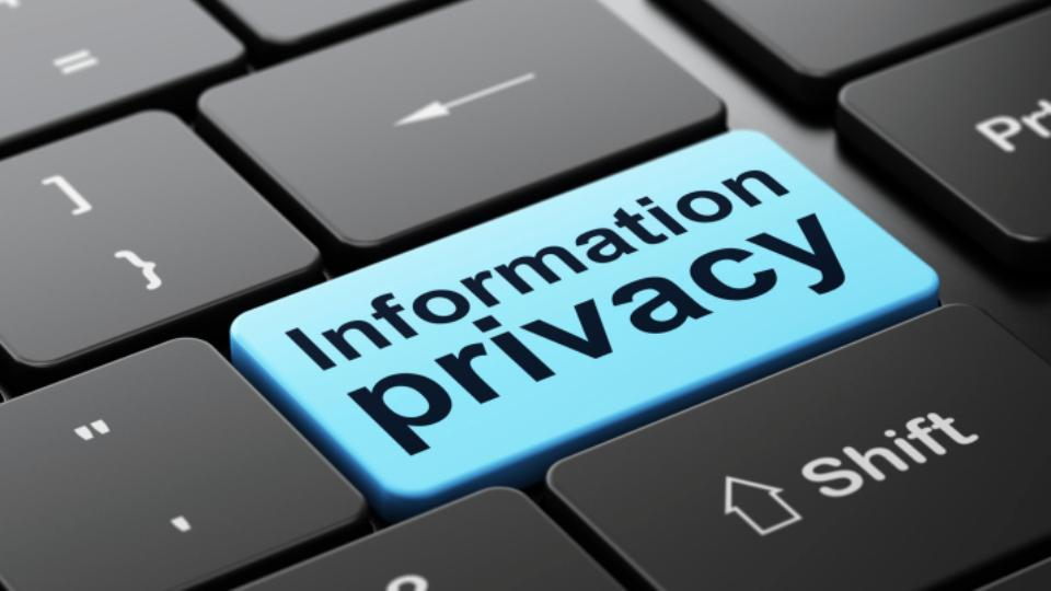 online information privacy
