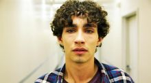 Robert Sheehan: 'I was largely motivated by terror, the fear of getting it completely wrong'