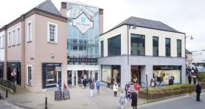 City Square Shopping Centre in Waterford:   will show a net initial yield of 7.23 per cent even before it is restructured and extended