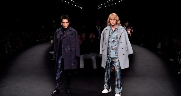 565aa4246c94 Derek Zoolander (Ben Stiller) and Hansel (Owen Wilson) walk the runway at