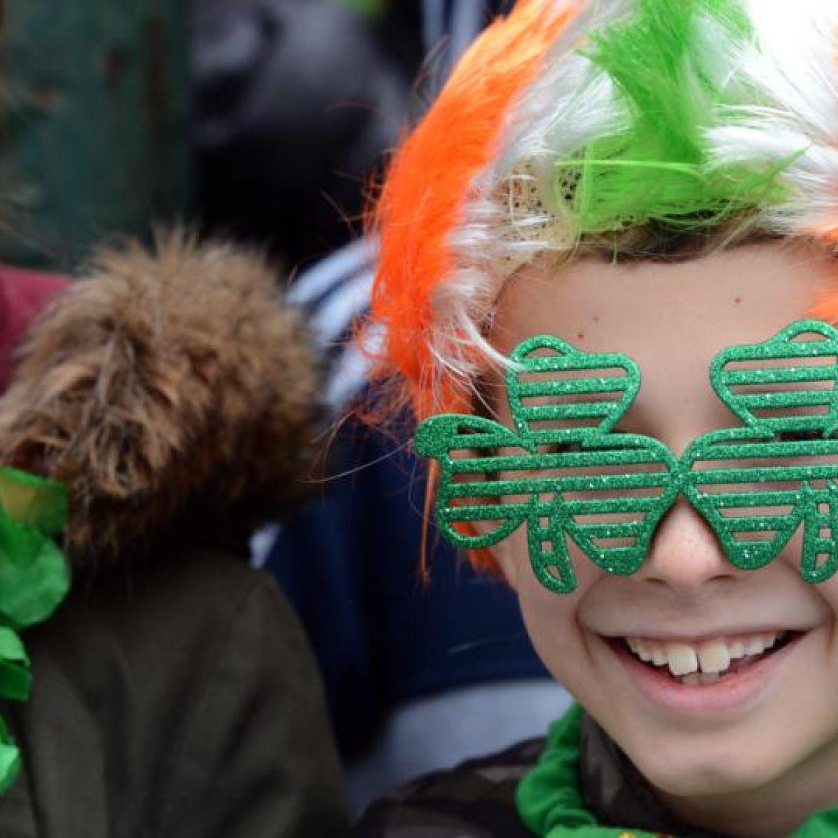 Hello Ireland Send A St Patricks Day Greeting Home