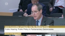 Banking Inquiry: 'the Irish parliament performed poorly'
