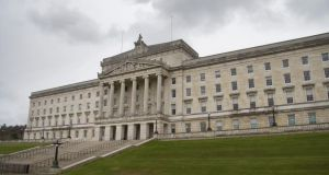 'This is the first time trades unions have opposed a Stormont deal. On every previous occasion, the ICTU and individual unions have hailed the outcome as a welcome contribution to the consolidation of peace'. Photograph: Getty Images