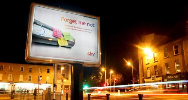Digital screens pop up everywhere as out-of-home advertising ...