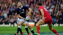 Scotland make five changes to team to face England on Saturday