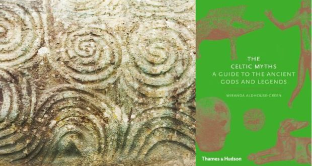 9e0afe349de Miranda Aldhouse-Green  Celtic myths are  magical tales containing talking  animals