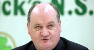 Fr Michael Drumm, chairperson  of the Catholic Schools Partnership (CSP). The CSP has just published new guidelines for religious teaching in Catholic schools. File photograph: Brenda Fitzsimons/The Irish Times