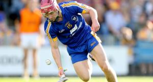 Clare footballers may now avail of  Davy O'Halloran after he was dropped by the hurlers. Photograph: James Crombie/Inpho
