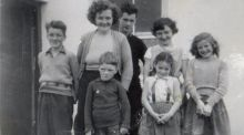 Family Fortunes: Men were a rare species on Achill in the 1950s