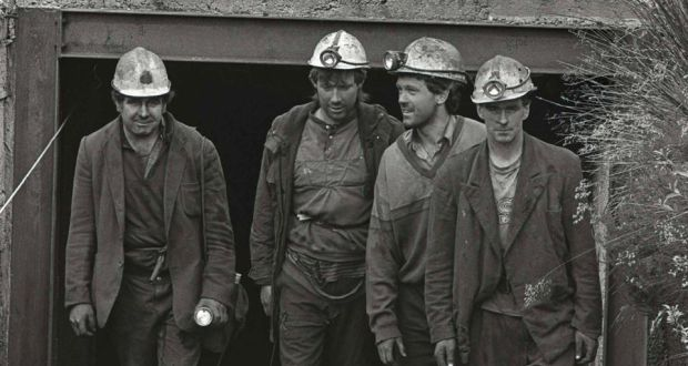 Miners Working Conditions
