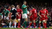 Joe Schmidt unhappy at lack of accuracy against Wales