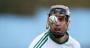 Shane Dooley inspired Offaly's win over Limerick. Photograph: Inpho
