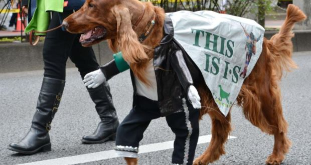 Up To 30000 Attend Tokyo St Patricks Day Parade