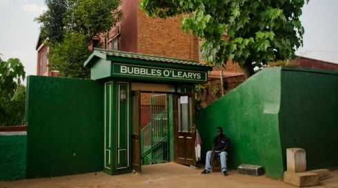 Bubbles O'leary, Kampala