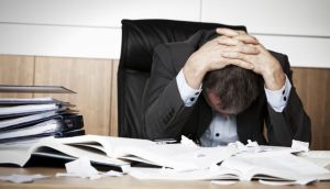 Identifying the stressors in the workplace is the first step to finding ways of reducing them. Photograph: iStockphoto