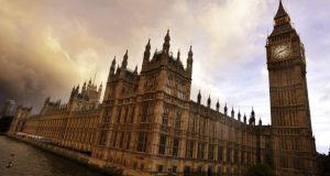 It is alleged a parliament document linking MPs to a paedophile ring was found but no action taken. Photograph:   Tim Ireland/PA Wire