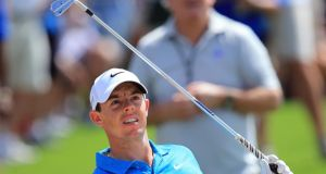 Rory McIlroy: will be bidding to complete a career Grand Slam when he tees it up in the US Masters at Augusta. Photo:  David Cannon/Getty Images