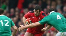 Wales forced into two changes for Italy clash