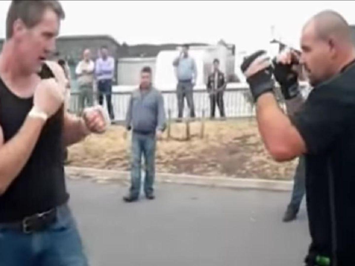 Women in fist fights