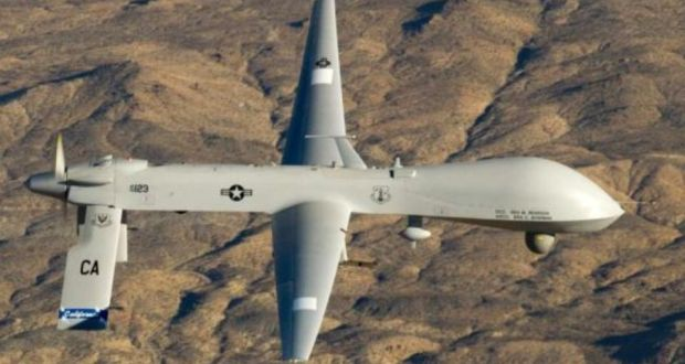 A US Air Force MQ 1 Predator Drone The Strike Carried Out Last