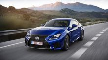 Road Test: Lexus unleashes the power of new RC-F