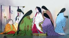 The Tale of Princess Kaguya: a masterly feast for the eyes