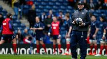 Two changes to the Scottish forwards for visit of Ireland