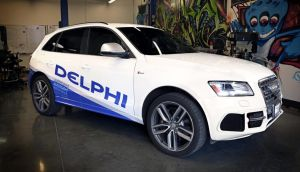 Trans-USA drive for Delphi's robot car, but does an emissions sting in the tail lie in wait for autonomous cars?