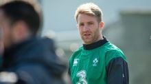 Luke Fitzgerald out to prove worth with first Ireland start in four years
