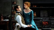 Miss Julie review: an appropriately draining exercise in lusty social discomfort | JDiff 2015