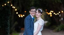Our wedding story: 'We're so fortunate to have the choice to marry the person we love'