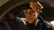 Danny Huston: why this Danny boy was  always destined to toe the family line