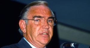 Donald Keough: granted citizenship in 2007 in recognition of his generosity to Ireland and Irish causes
