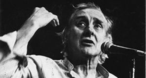 Spike Milligan: his father Leo was born  in Sligo where the inaugural Bright Side of Life comedy festival is taking place