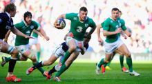 Three Irish make shortlist for Six Nations player of tournament