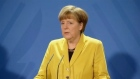 German Chancellor Angela Merkel says that her country wants the Greek economy to grow and to overcome high unemployment. Video: Reuters