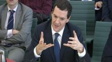 UK chancellor of the exchequer George Osborne has indicated that the tax is designed to catch economic activity which is undertaken in Britain but not taxed there now. Photograph:  PA