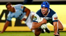 Connacht boss Pat Lam has announced New Zealand openside Nepia Fox-Matamua will join his side next season. Photograph: Getty