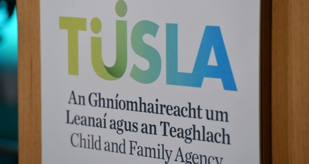 Tusla said all children with the greatest need were effectively identified by the service but  accepted there were areas which required improvement. Photograph: Alan Betson / The Irish Times