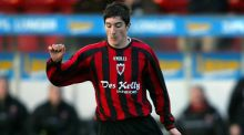 Stephen Ward: played for Bohemians in the League of Ireland after finishing with Home Farm. He later moved to Wolves. Photograph: Andrew Paton/Inpho