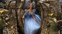 Cinderella review: A glass slipper more than half-full