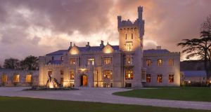 Lough Eske Castle in Co Donegal