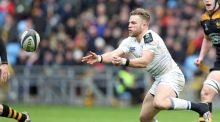 Ian Madigan: will assume the place-kicing duties for Leinster against Glasgow. Photo: James Crombie/Inpho