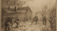 The Battle of Le Pilly