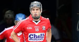 Killian Burke: starts for Cork against Wexford.  Photo: Cathal Noonan/Inpho