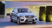 Mercedes launches new GLE to tackle the SUV market