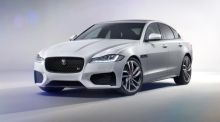 Jag's new XF sticks closely to original's design